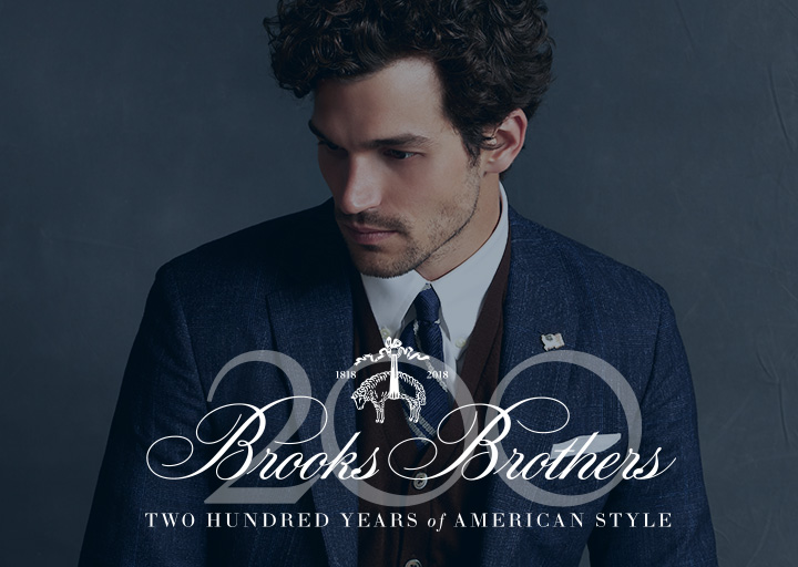 Brooks Brothers Marketing