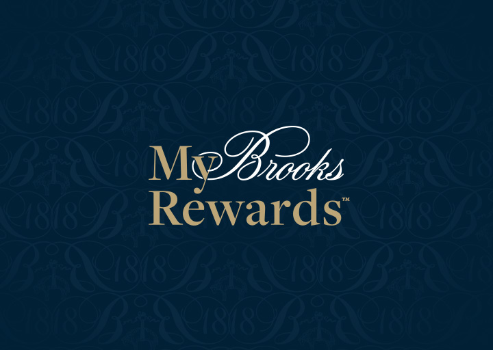 My Brooks Rewards