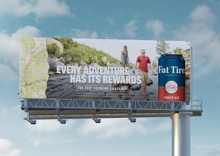 Fat Tire Brand Campaign