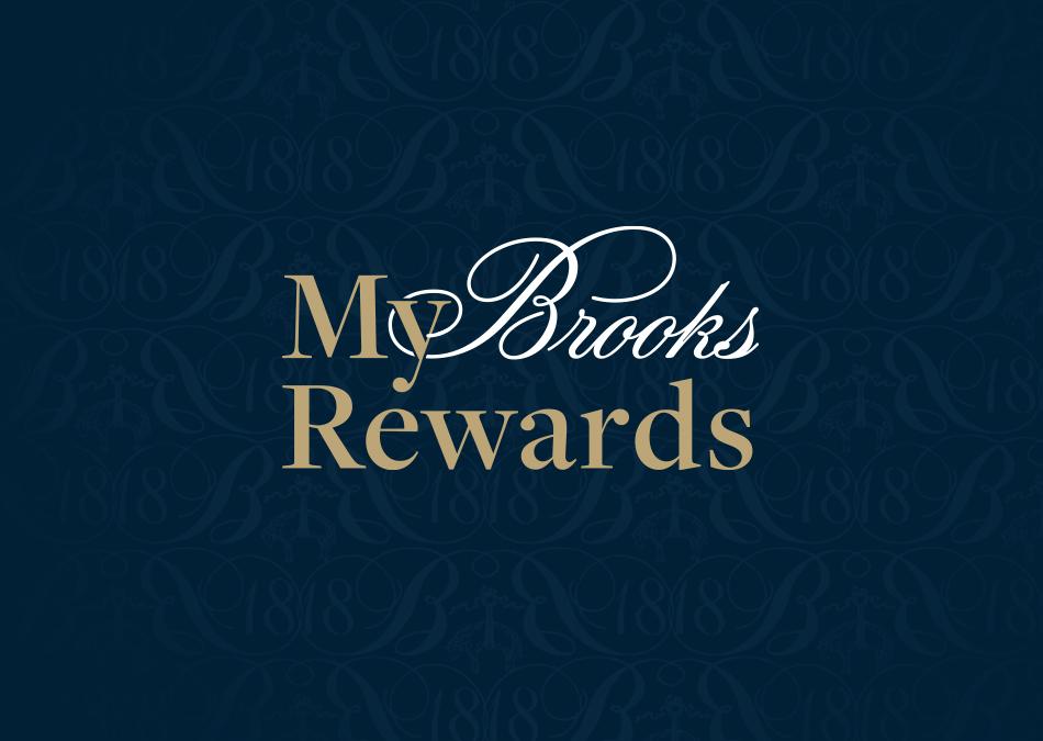 My Brooks Rewards